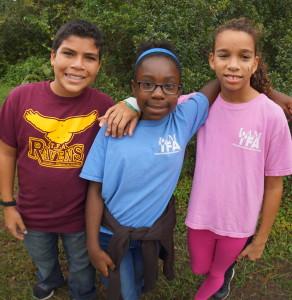 TFA 3 Students