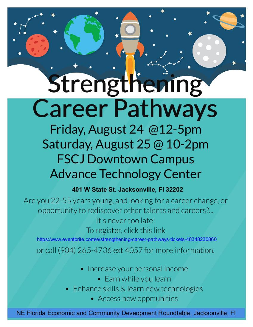 Career Pathways Flyer