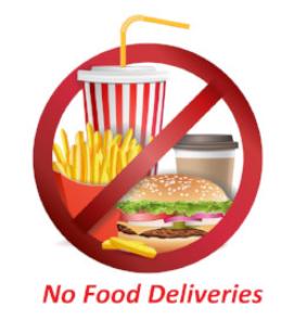 no food del